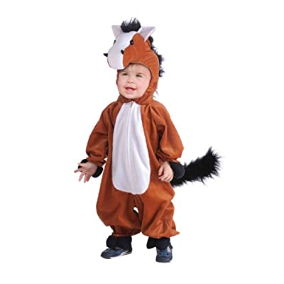 Plush Horse Toddler Costume: Toys & Games
