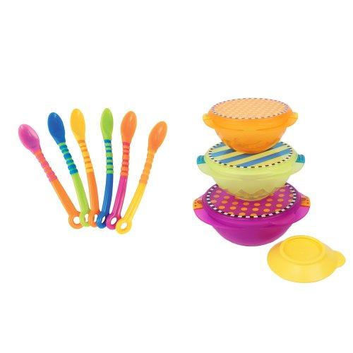 sassy snack bowl set - 3