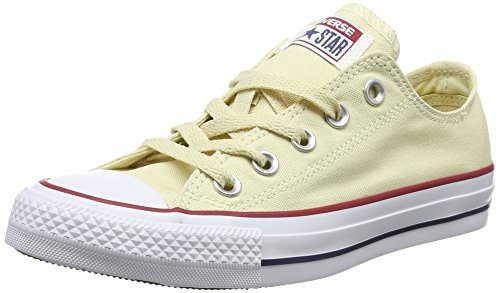 Converse Shoes Online (Converse Unisex Chuck Taylor All Star Low Top Natural Sneakers - 6.5 B(M) US Women / 4.5 D(M) US Men)