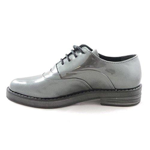Marco femme de argent Chaussures lacets Tozzi étain à étain ville pour 0r0qwxpT