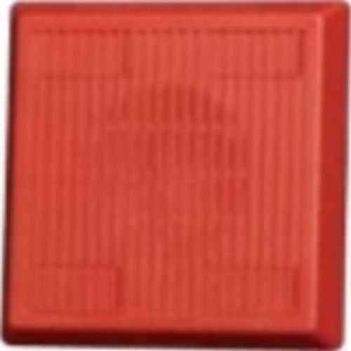 Wheelock Mt-24Mcw-Fr Mt-24Mcw Red Wall Mount Fire Alarm Multitone Signal Strobe by Wheelock