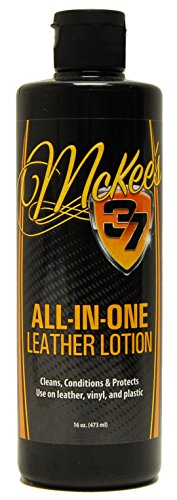 McKee's 37 MK37-510 All In One Leather Lotion, 16 fl. oz (Bick 1 Leather Cleaner compare prices)