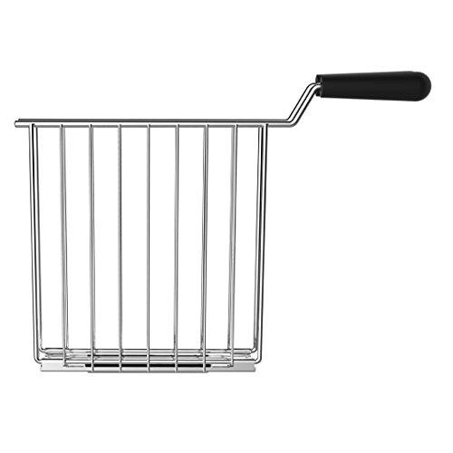 Hotpoint TTKITSCU0UK Sandwich Cage Toaster-Silver (Best 4 Slice Toaster Uk)