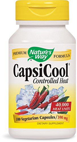 Nature's Way CapsiCool, 100 Capsules (Pack of 2)