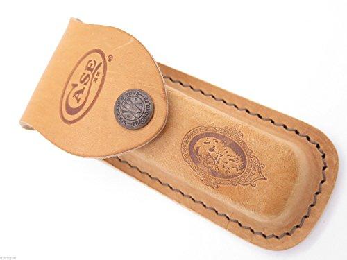 Case Trapper Sheath Folding leather product image