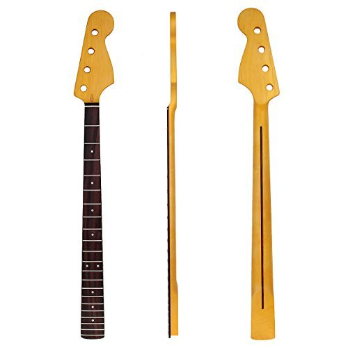 Bass Guitar Necks