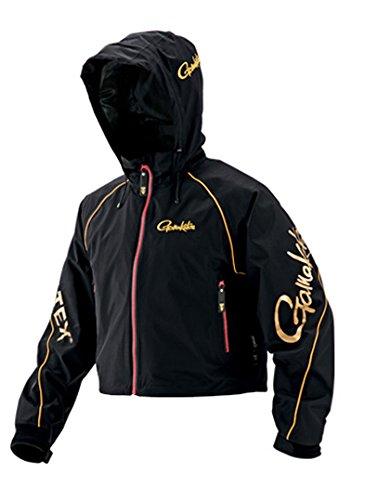 Gamakatsu All Black Hoody L Hemden & T-Shirts Bekleidung