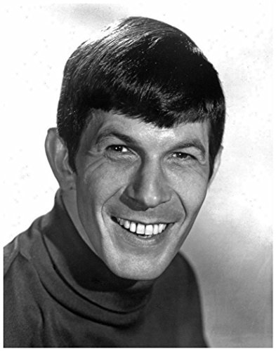 Leonard Nimoy Photo Art Print