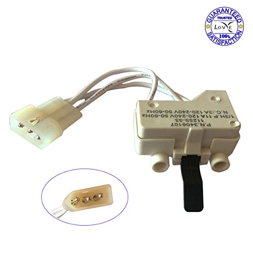 dryer door switch 3406109 - 5