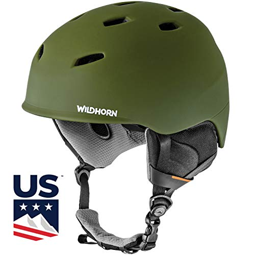 i Helmet- US Ski Team Official Supplier - For Men, Women & Youth - Unparalleled Style, Performance & Safety w/ Active Ventilation. Official Snow Helmet of Olympian Ashley Caldwell. ()