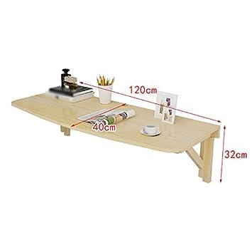 Amazon.com: WSSF- Mesa plegable de madera maciza para arco ...