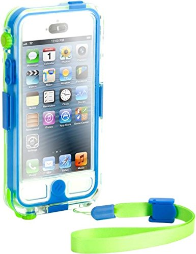 more photos 2b5dd d6486 Griffin GB36203 Survivor Waterproof and Catalyst for iPhone 5 - Retail  Packaging - Blue