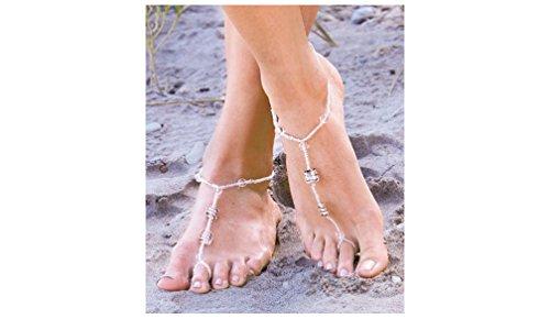 3 Pair Barefoot Jewelry Set Pairs product image