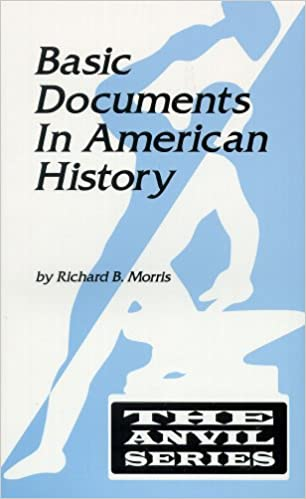Basic Documents in American History