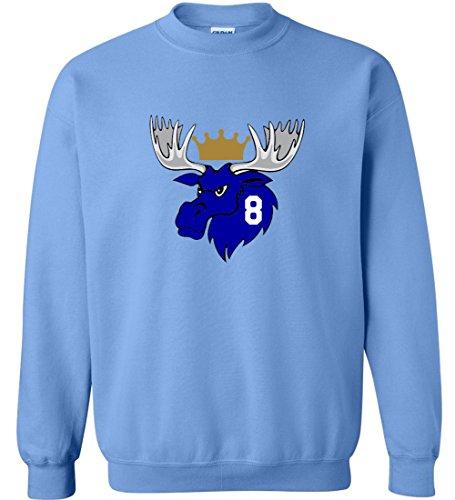 Silo Shirts CAROLINA Mike Moustakas Kans - Kansas City Chiefs Crewneck Sweatshirt Shopping Results