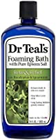 Dr. Teal's Foaming Bath, 34 Ounce (Pack of 3)