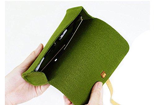 Generic green pour Generic Pochette femme Pochette 6qw4xd8