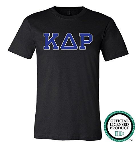 KAPPA DELTA RHO | Royal Letters - Licensed Unisex T-shirt
