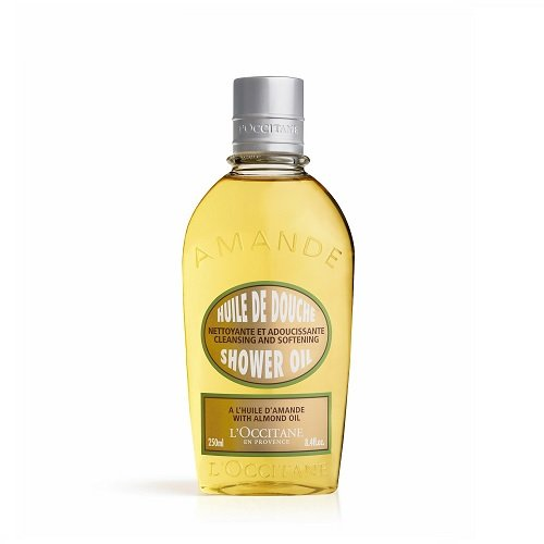 Almond Shower Oil - 250ml - L'OCCITANE. L' OCCITANE 912-59259