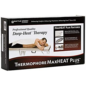 Battle Creek Equipment Thermophore MaxHEATª Plus Moist Heating Pad - Large/14