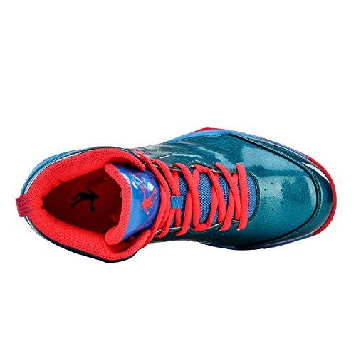 Men's Shoes Top Blau Qiaodan Hi Basketball XM1560112 dqwngI1