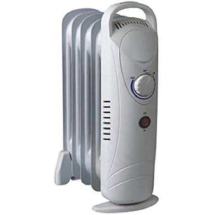 Sangha 500 Watts Radiador de baño Mobile – Termostato ajustable