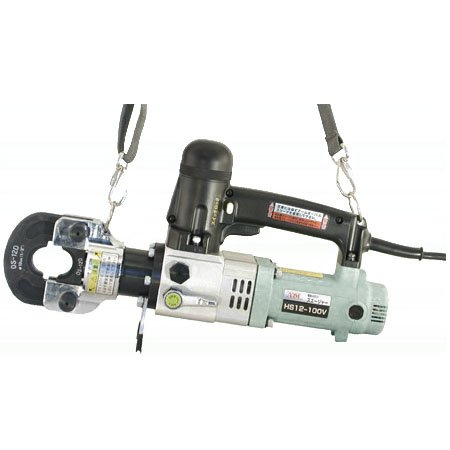アーム産業 電動油圧式スエージャー セット HS12-100V B06VSH2RMP