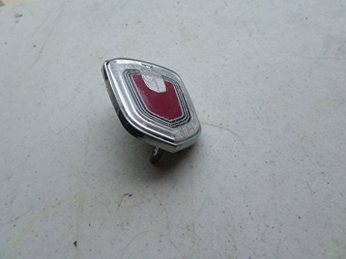 00-04 Chevy Monte Carlo Front Hood Emblem 10289678 Logo Badge Symbol Script Sticker (Chevy Hood Monte Carlo)