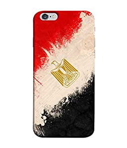 ColorKing Football Egypt 09 Multicolor shell case cover for Apple iphone 6 Plus / 6s Plus