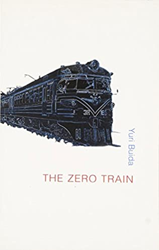 book cover of The Zero Train