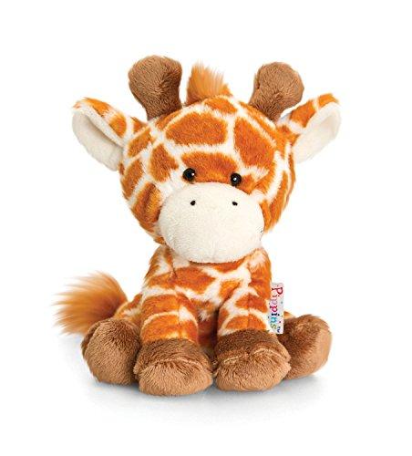 Keel Pippins Giraffe Soft Toy 14cm - Brand New