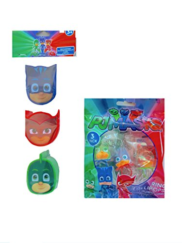 NEW Pj Masks Easter Fillable Treat Containers With Bonus Tre