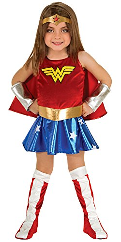 DC Super Heroes Child's Wonder Woman Costume,