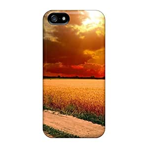 Iphone 5/5s Case Cover Country Road Case - Eco-friendly Packaging