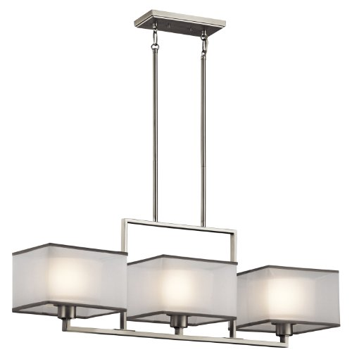 Kichler Lighting 43437NI Chandelier Brushed