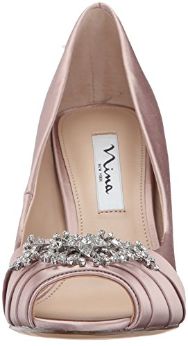 Nina Womens Rumina Dress Pump Ys-latte
