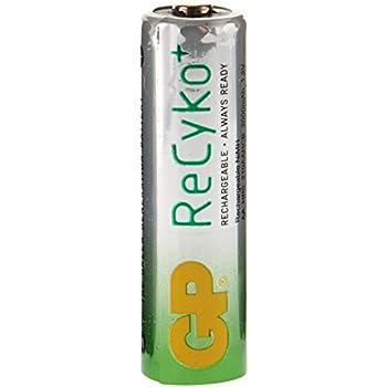 Amazon.com: GP Recyko NiMH Pre-Charged Rechargable 1.2v