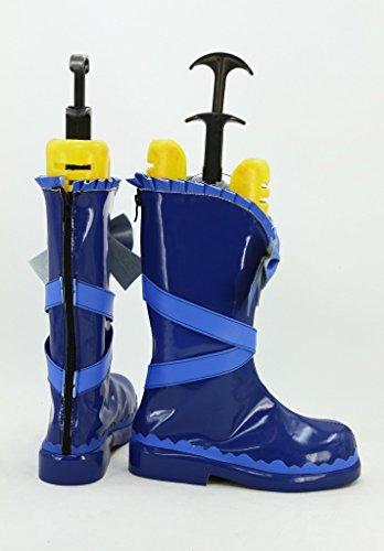 Lovelive! Aime Vivre Joyeuse Saint-valentin En Direct! Sonoda Umi Cosplay Chaussures Bottes Faites Sur Commande