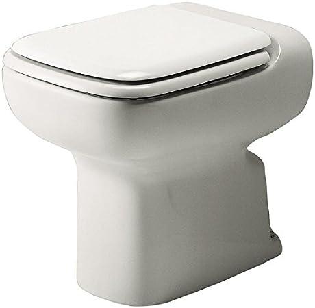 Ideal Standard Conca Sedile.Vaso A Terra Ideal Standard Conca Con Sedile Cod T3145 Amazon It Casa E Cucina