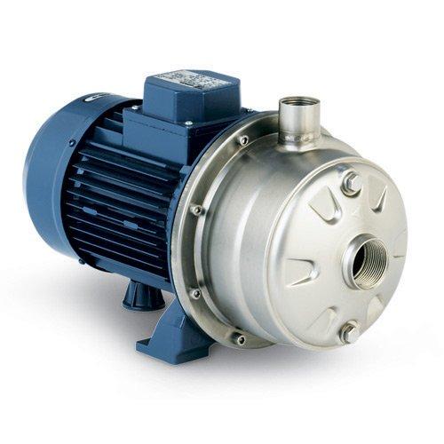 460v Pump - EBARA SS 2-Stage Centrf Pump 2HP/230-460V/3PH 2CDXU