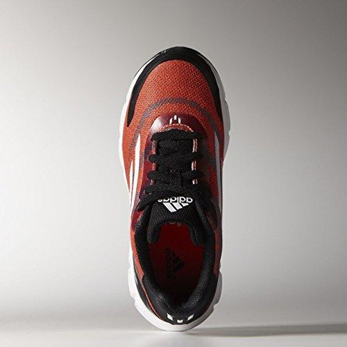 Adidas - Messi K - B44448 - Couleur: Noir-Rouge - Pointure: 29.0