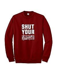 Indica Plateau Shut Your Face Sweatshirt