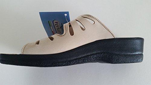 Fly Flot Women's Slippers Beige beige XakMXIFx