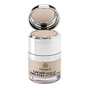 Dermacol Caviar Long Stay Make-Up & Concealer - 30 ml, 2