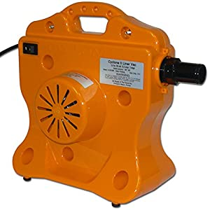 Amazon Com Cyclone Vacuum And Blower 3 Hp Home Improvement