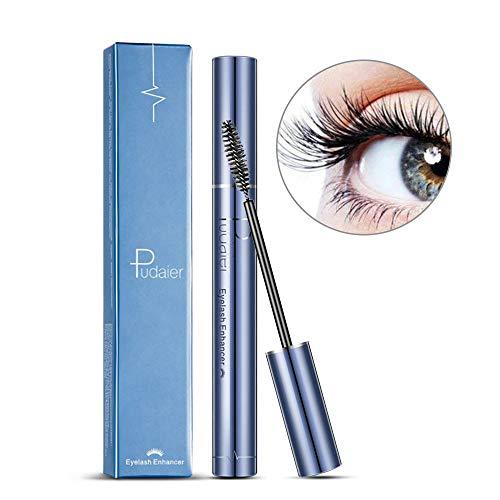 Eyelash Growth Serum-100% Natural Extract Eyebrow Growth Enhancer, Eyelashes Booster Serum for Longer, Thicker Fuller, Healthier Brow & Lash, Non-Irritating Formula (6ML) (Best Natural Lash Growth Serum)