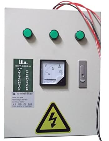 Gowe 3 Phase Power Saver 1000KW, 3 Phase 1000KW Energy Saver with ...
