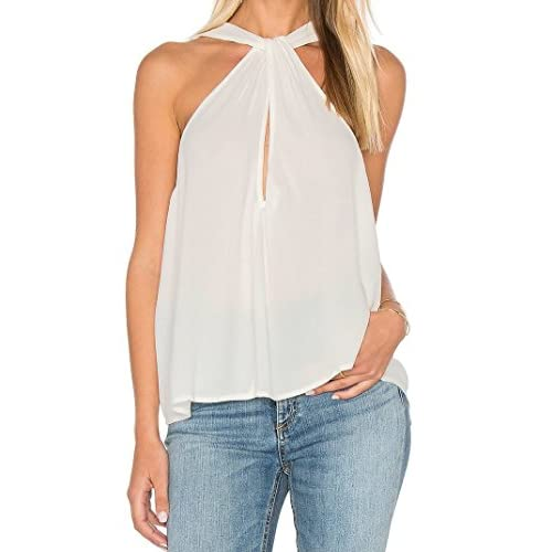 New Free People Women's Twist and Shout Sleeveless Top hot sale