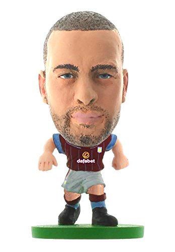 Soccer Starz - Aston Villa Joe Cole - Home Kit (2015 Version) / Figures