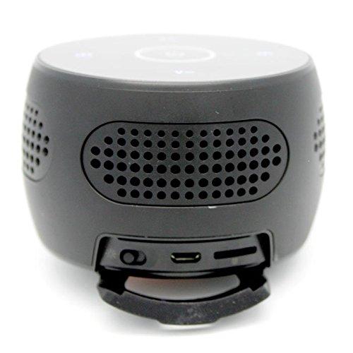Lawmate 1080P Covert Bluetooth WiFi IP Speaker PV-BT10i